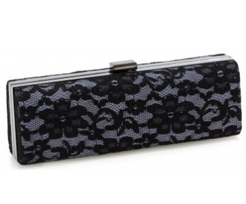 Lace evening bag - Bizou