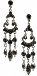 Chandelier earrings - Bizou