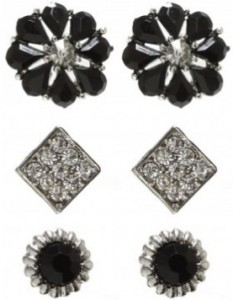 Trio earrings set - Bizou